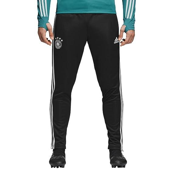 Adidas DFB Trainingshose Kinder WM 2018 blackgrey twowhite