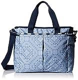 LeSportsac Ryan Baby Diaper Carry On Bag, Bandana Lace, One Size