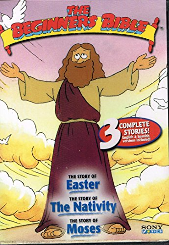 The Beginners Bible: The Story of Easter/The Story of the Nativity/The Story of - Story Nativity Dvd