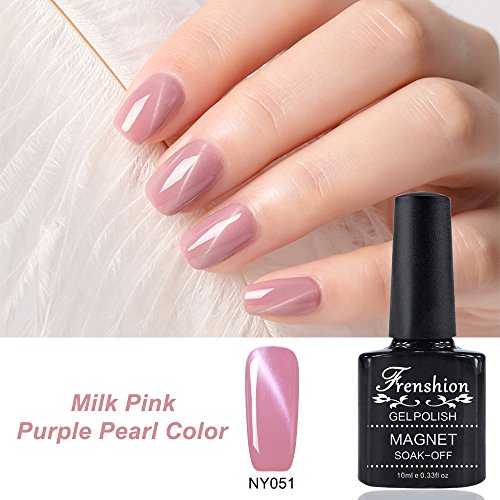 Frenshion 10ml Magnetic Cat Eye Gel Polish 3D Gel Nail Polis