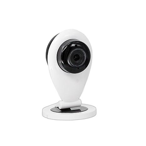 Domo IP WIFI Cámaras de seguridad, cámara IP resistente al agua 360 grado, larga distancia de ...