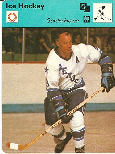1977-79 Sportscaster Card, 02.06 Ice Hockey, Gordie ()