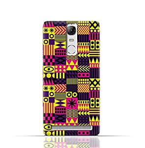 """Lenovo K5 Note TPU Silicone Case With Seamless Fashion Trend Pattern"
