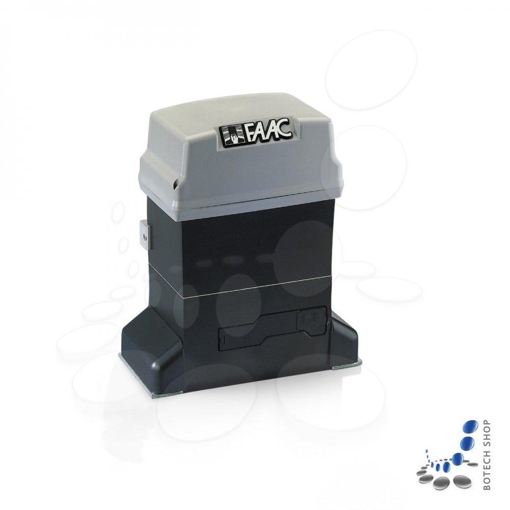 Faac 746 Er Z20 Motorisation Pour Portail Coulissant Amazon Fr