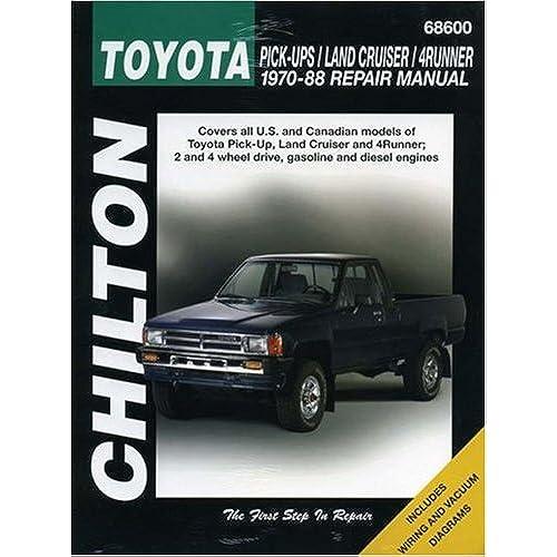 36100 Chilton Isuzu Amigo//Pick-Ups//Rodeo//Trooper 1981-1996 Repair Manual