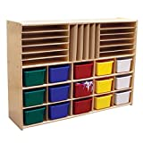 Contender C14003 Multi-Storage with 15 Assorted Trays, RTA