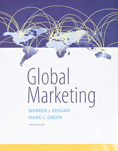 Global Marketing Plus MyLab Marketing with Pearson eText -- Access Card Package (9th Edition)