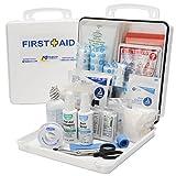 OSHA Class B First Aid Kit Plastic Box by MFASCO