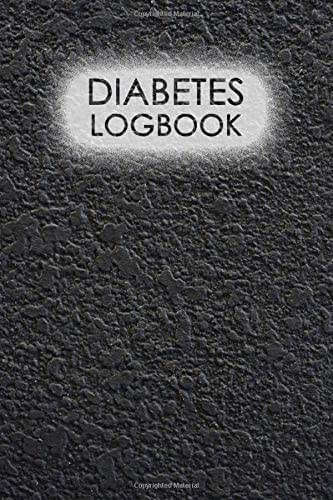 Diabetes Logbook: Professional Glucose Monitoring Logbook - Record Blood Sugar Levels (Before & After) + Record Meals and Medication.