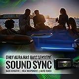 OPT7 Aura LED Boat Light, 24 inches RGB Soundsync