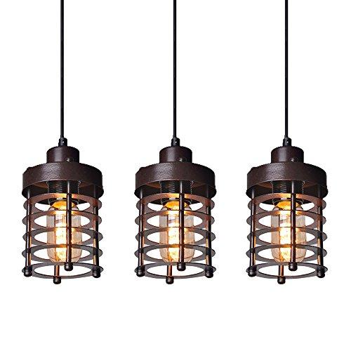 Lighting Pendants Rustic in US - 4