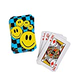 2.5'' Mini Smiley Face Playing Cards