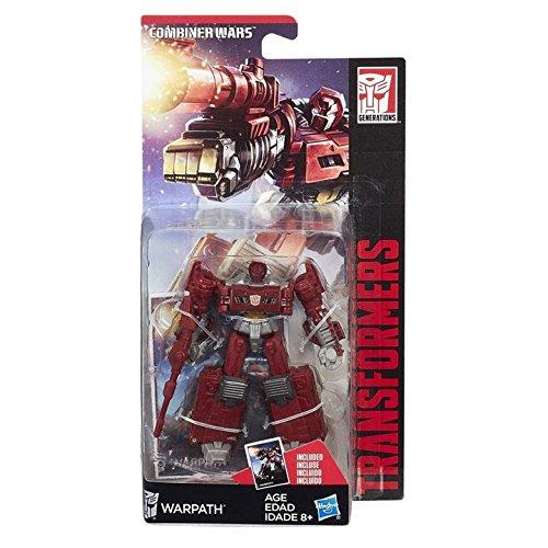Transformers Hasbro Generations Combiner Wars Warpath Legends Class