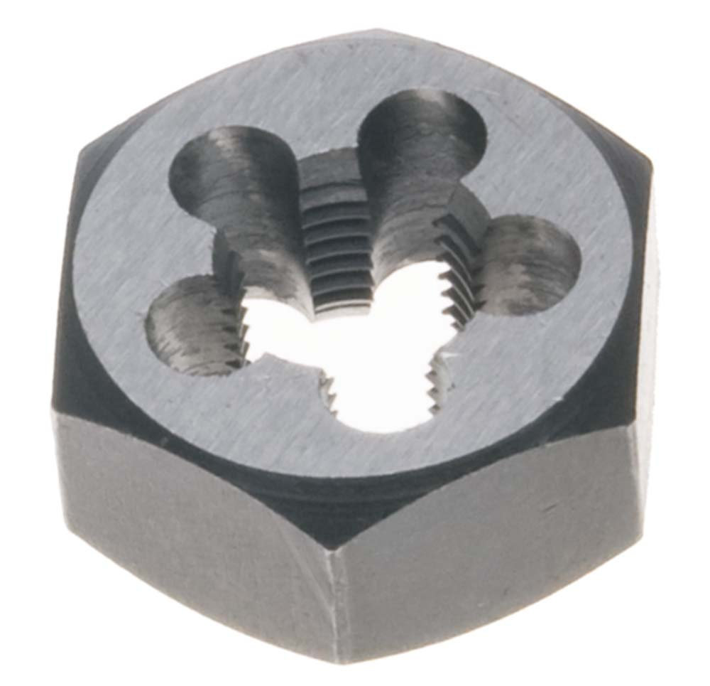 1-1/4'' -12 Hex Rethreading Die - Carbon Steel by Dies - Hex - Inch