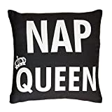Campus Linens Nap Queen Decorative Accent Pillow for College Dorm Bedding