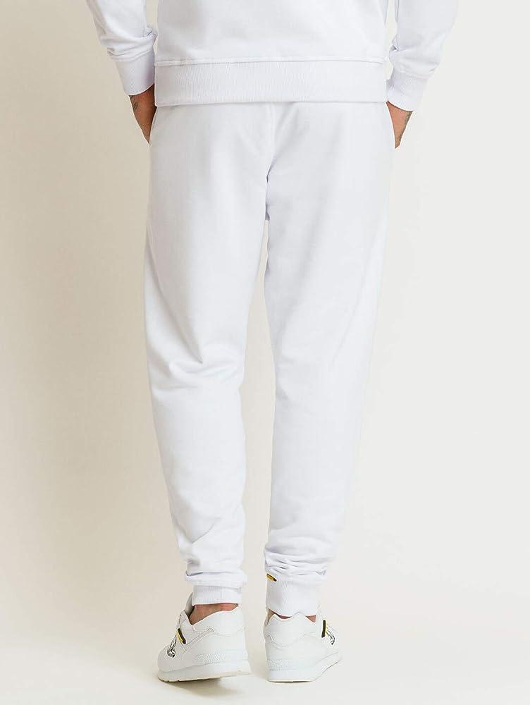 Amstaff Logo 2.0 - Pantalones de chándal Blanco/Negro M: Amazon.es ...