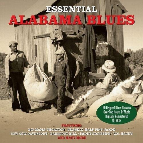 CD : Various - Essential Alabama Blues (United Kingdom - Import, 2PC)