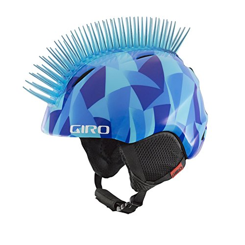 Giro Launch Plus Kids Snow Helmet Blue Icehawk S (52-55.5cm)