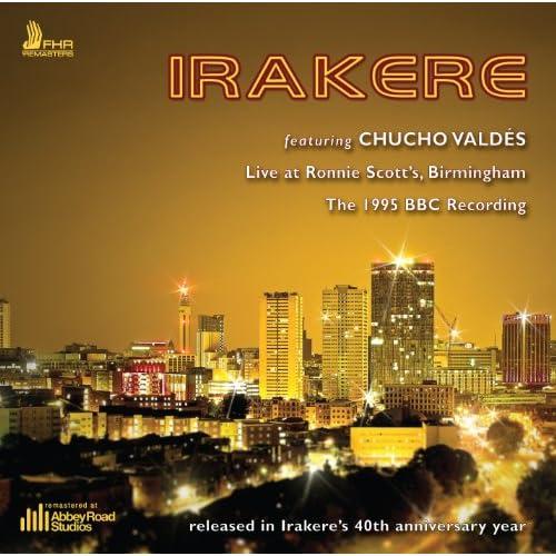 Amazon.com: Irakere - Live at Ronnie Scott's Birmingham