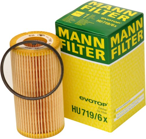Mann-Filter HU 719/6 X Metal-Free Oil - Filter Oil Titan