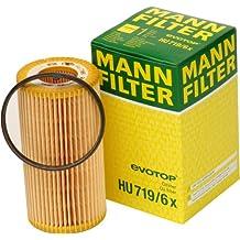 Mann-Filter HU 719/6 X Metal-Free Oil Filter