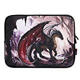 Cool Dragon iColor 9.7 10.1 10.2 Tablet Laptop Neoprene Sleeve Case Bag Cover for iPad Air, Fire HD 10, Google Nexus 10, PolaTab Q10.1, Lenovo Yoga book, Toshiba, HP, Dell, Acer Tablet (IPS10-004)