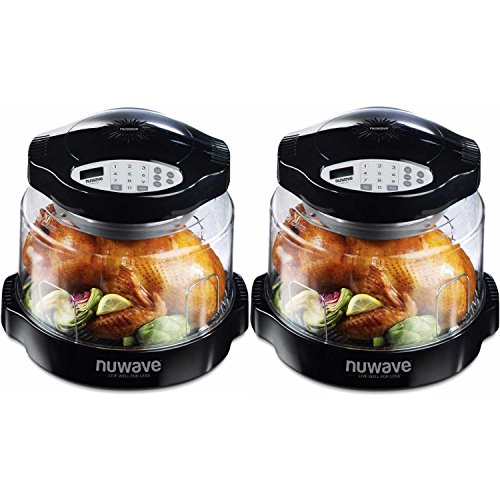 NuWave Oven Pro Plus with Black Digital Panel (2-Pack)