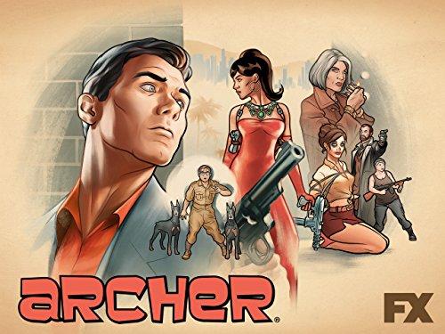 Archer 7x08 Espa&ntildeol Disponible