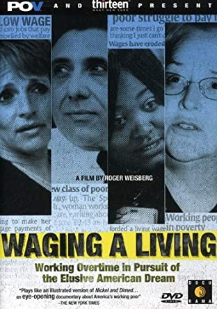 Amazon com: Waging a Living: Brian Danitz, Fawn Yacker