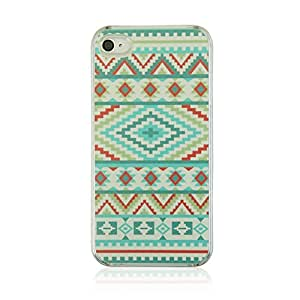 Patterns Pc Back Protective Case Skin Cover For Iphone 4S-