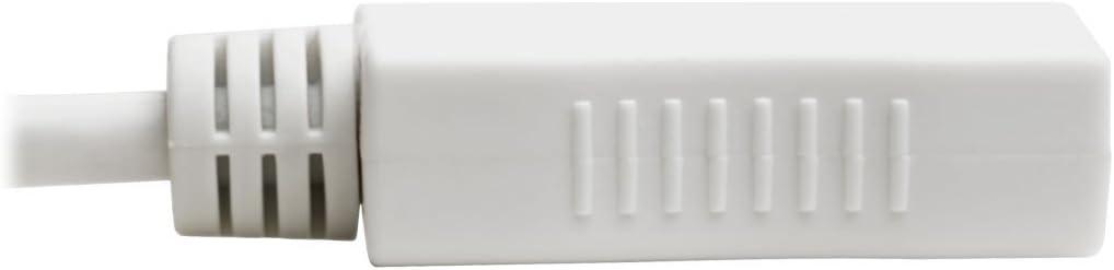 Tripp Lite 6Ft Mini Displayport 1.2A to DisplayPort Video Adapter Converter Cable 4Kx2K @ 60Hz M//F 6 P139-006-DP-V2B