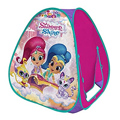 Playhut Shimmer and Shine Classic Hideaway Play Tent: Toys & Games