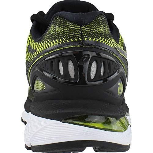 ASICS Men's Gel-Nimbus 20 Running Shoe, Sulphur Spring/Black/White, 6.5 Medium US by ASICS (Image #2)