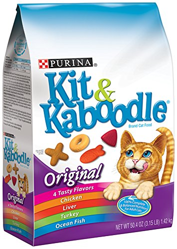 Purina kit n kaboodle 3 5 pound reviews compare deals for Purina tropical fish food