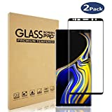 Best Note 3 Glass Screen Protectors - Galaxy Note 9 Screen Protector Glass, Luckyducks 3D Review