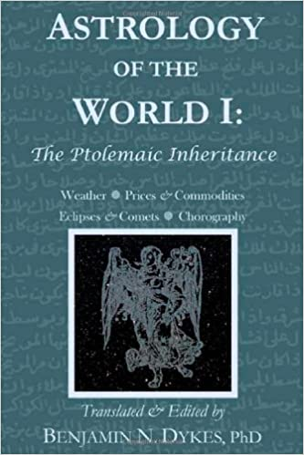Astrology of the World I: The Ptolemaic Inheritance