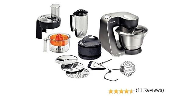 Bosch MUM57830 - Robot de cocina, Negro: Amazon.es: Hogar