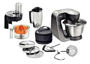 Bosch MUM57830 - Robot de cocina, Negro