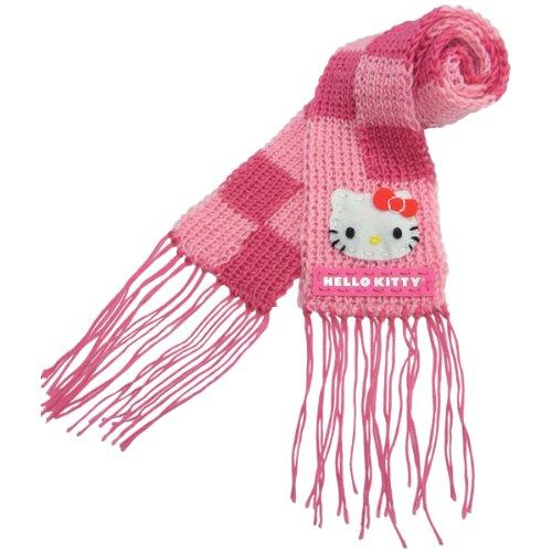 Hello Kitty Knit A Scarf Craft - Scarf Hello Kitty