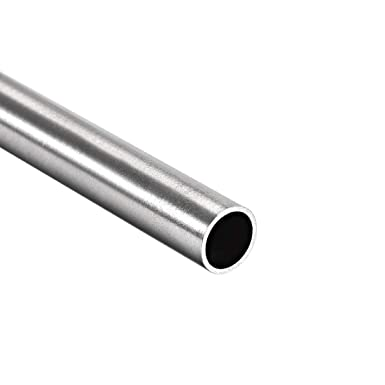 SS304 Stainless Steel  Straight Tubing Pipe 6mm OD X 0.8Wall-length by order