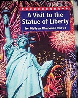 Book A Visit to the Statue of Liberty, on Level Independent Book Level 1 Unit 5: Houghton Mifflin Social Studies (Hm Socialstudies 2003 2008)