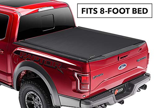 BAK Revolver X4 Hard Rolling Truck Bed Tonneau Cover | 79331 | Fits 2017-20 Ford Super Duty 8' Bed