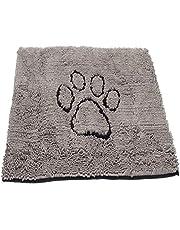 Dog Gone Smart Dirty Dog Doormat, Grey, Large