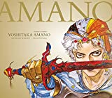 img - for Yoshitaka Amano: The Illustrated Biography-Beyond the Fantasy book / textbook / text book