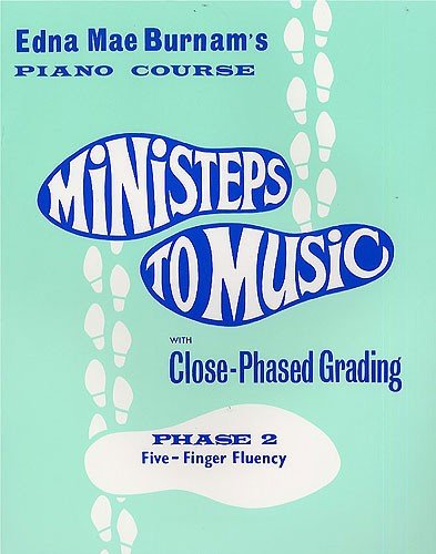 Ministeps To Music Phase Two: Five-Finger Fluency ebook