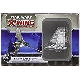 Fantasy Flight Games SWX13 Star Wars: X-Wing – Lambda-class Shuttle Board Game