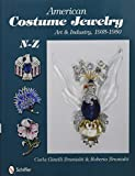 2: American Costume Jewelry: Art & Industry, 1935-1950, N-Z