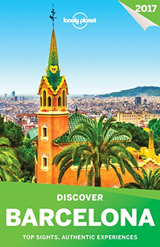 Lonely Planet's Discover Barcelona (Travel Guide) cover