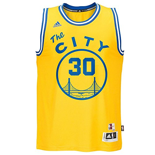 75c602344 Stephen Curry Golden State Warriors Adidas Hardwood Classics - Import It All