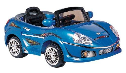 UPC 850549005147, Best Ride on Cars 698R 6V Kids Convertible, Blue